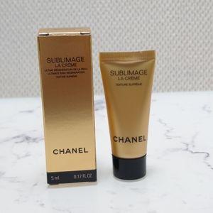 Mini Chanel Sublimate La Creme Texture Supreme